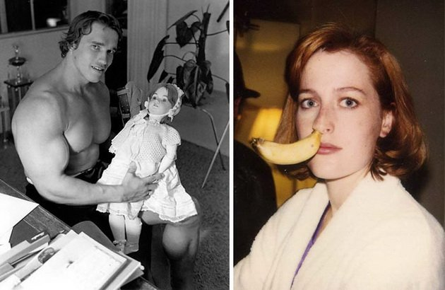 15 Celebrities Photographs You've Never Seen Before