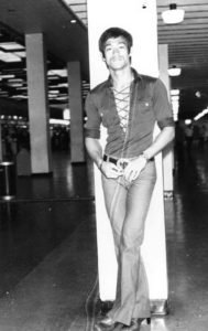 6. Bruce Lee in the 70s