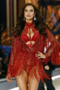 2016 Victoria's Secret Fashion Show in Paris - Irina Shayk