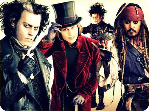Johnny Depp Character