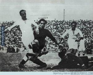 Real Madrid 6-6 Barcelona. May 13, 1916