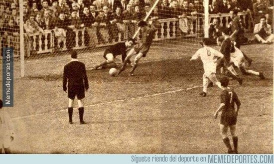 Barcelona 6-1 Real Madrid. May 19, 1957