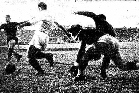 Real Madrid 11-1 Barcelona. June 13, 1943