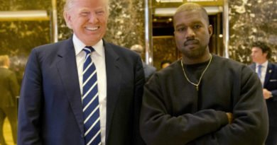 Kanye West visits the President-elect Donald Trump