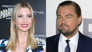 Leonardo DiCaprio gave Ivanka Trump a copy of his Climate Change Documentary