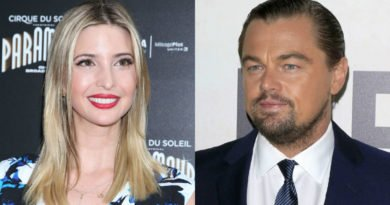 Leonardo DiCaprio gave Ivanka Trump a copy of his Climate Change Documentary