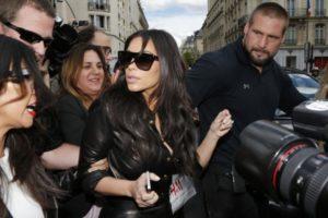 Kim Kardashian's Paris robbery