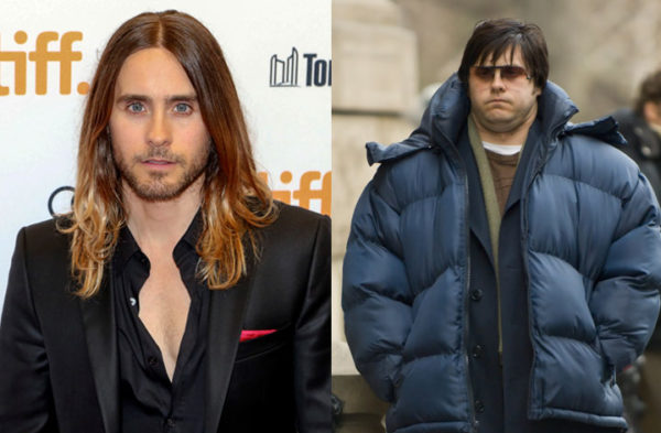 Jared Leto played the role of the man who killed John Lennon