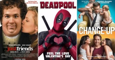 10 movies with Ryan Reynolds you must watch
