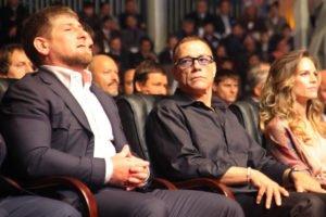 Hillary Swank was paid to appear on Ramzan Kadyrov's birthday party