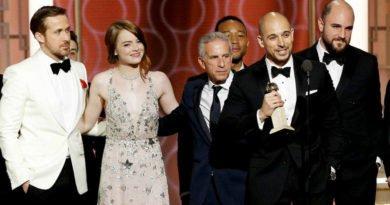 Golden Globe Awards 2017