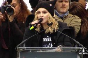 Madonna's speech on Women's March