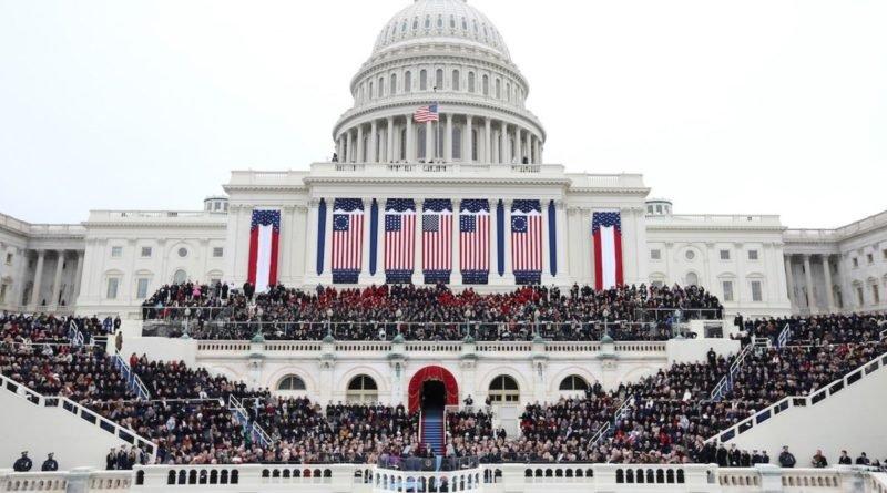 president trump inauguration 2017