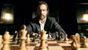 Jason Statham is skillful chess player