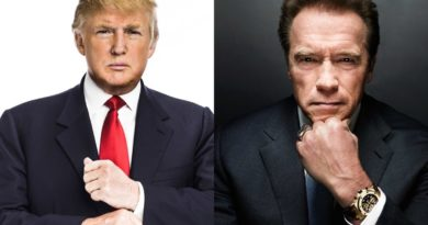 trump and arnold schwarzenegger