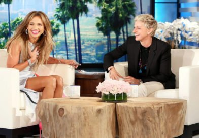 "Jennifer Lopez talking about Drake and dating younger men on ""Ellen"""