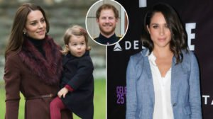 Prince Harry has reportedly introduced his girlfriend Meghan Markle to Prince George and Princess Charlotte