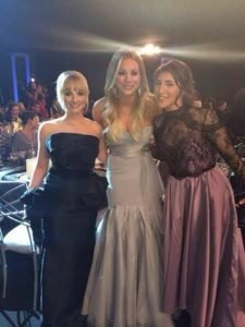 The Big Bang Theory female stars