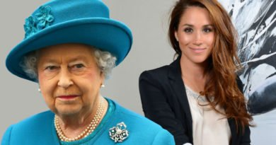 Meghan Markle ready to meet the Queen?