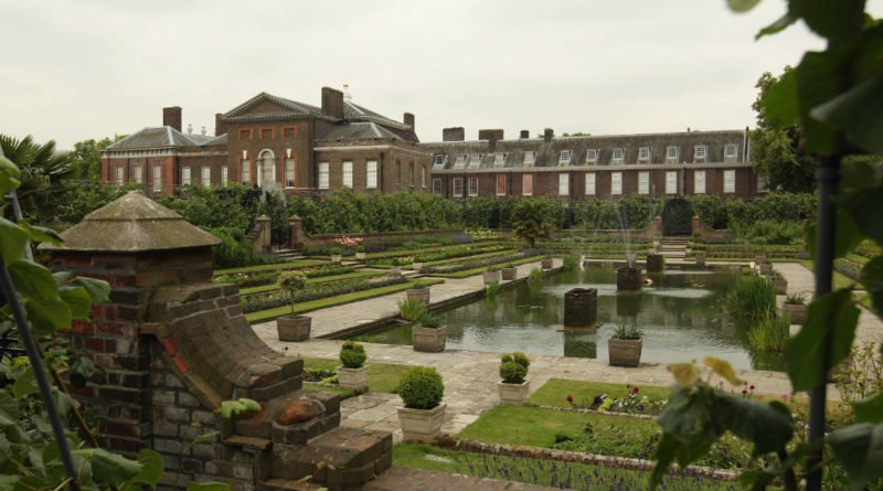 Kensington Palace Move For Prince Harry And Meghan Markle