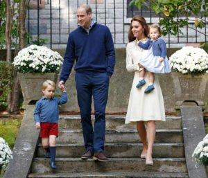 Kate and Prince