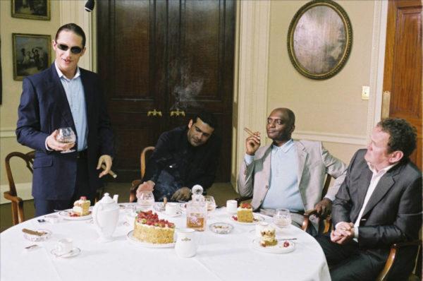 """Layer cake"" (2005)"