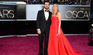 How Jennifer Aniston Likes Justin Theroux