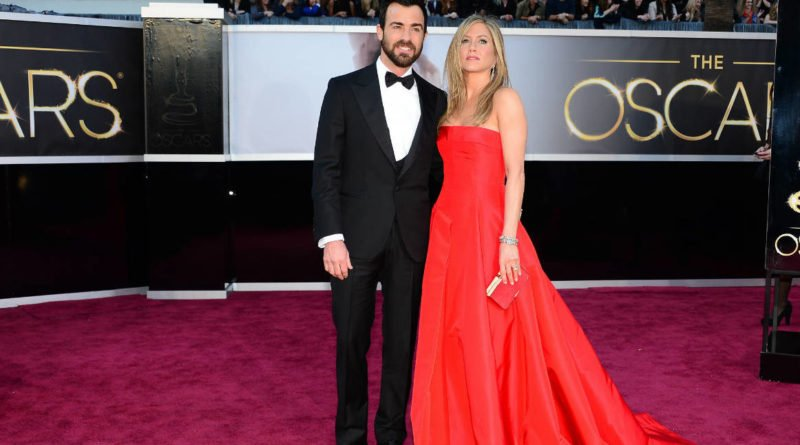 How Jennifer Aniston Likes Justin Theroux