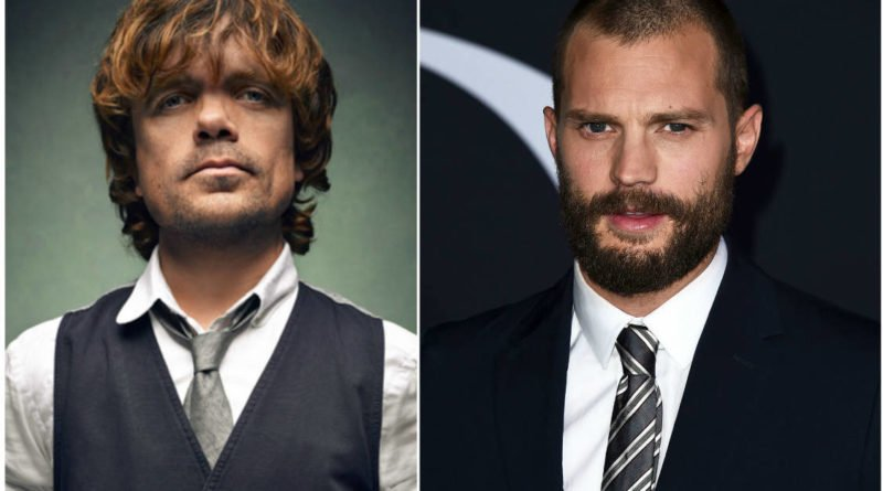 jamie Dornan and Peter Dinklage