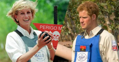 Prince Harry and Lady Diana