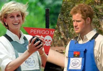 Roots of Peace Founders Found Inspiration in Princess Diana, now in Prince Harry, too!