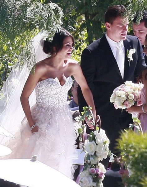 Why Channing and Jenna Tatum's Wedding