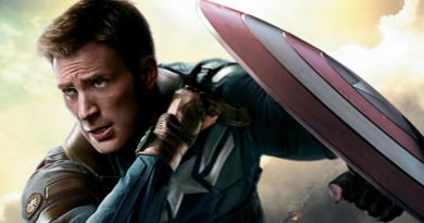 Chris Evans as Captain America