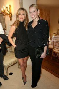Jennifer Aniston And Chelsea Handler's