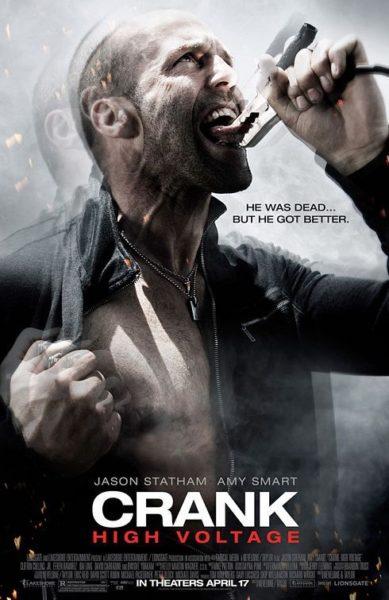 Jason Statham cranck