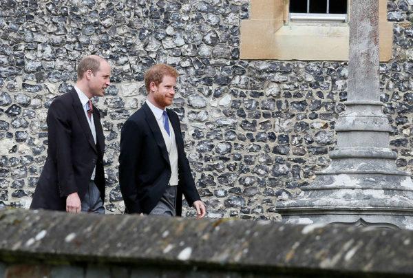 Prince Harrys