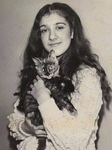 Young Celine Dion