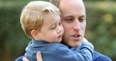 Prince William'll Teach Prince George Life-Lesson