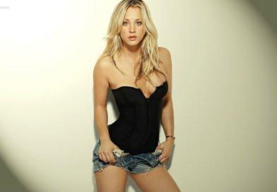 It's No Theory, Kaley Cuoco's Bikini Body Is Leaving Weak In The Knees!