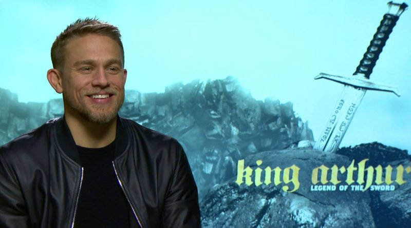 15 Supersexy Charlie Hunnam GIFs Just For Your Pleasure