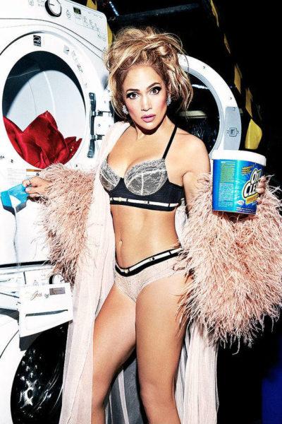 Jennifer Lopez Paper magazine