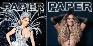 Mariah Carey And Jennifer Lopez Battle It Out In Boob-Baring Magazine Covers