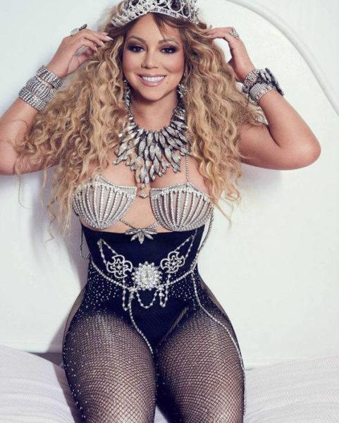 Mariah Carey Paper magazine