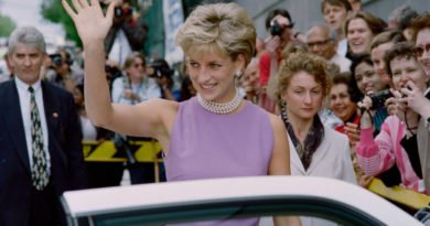 Princess Diana in the Public