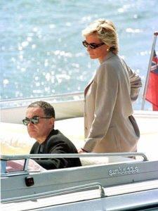 Princess Diana last days