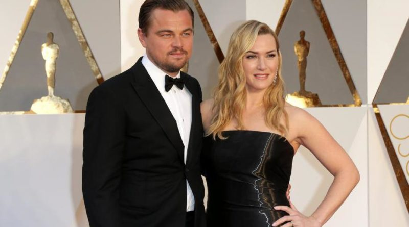 kate and dicaprio