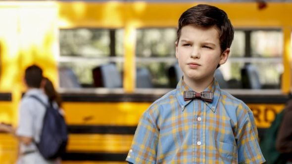 Big Bang Young Sheldon