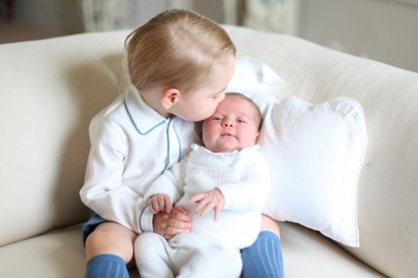 Kate Middleton's children