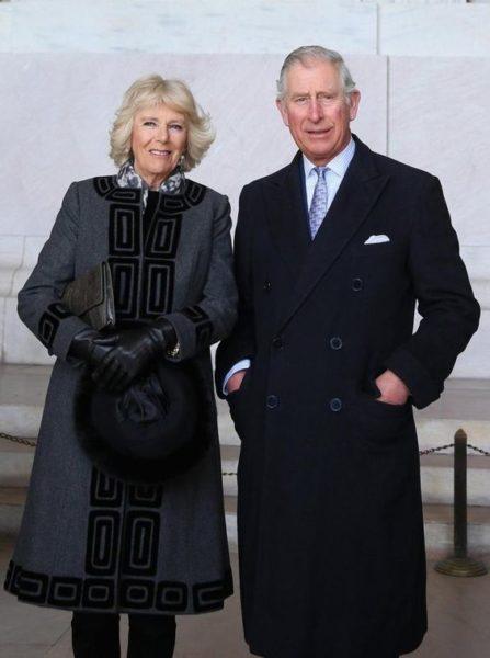 Charles and Camilla affair