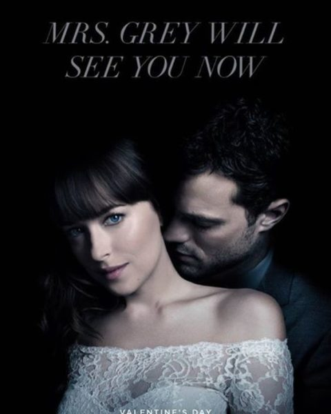 FIFTY SHADES FREED POSTERS